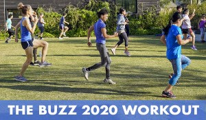 The Buzz 2020 Workout