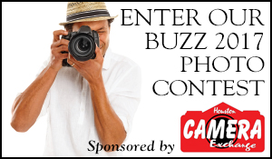 Enter the 2017 Buzz Photo Contest
