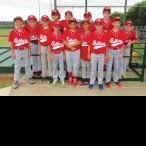 The 10U Bellaire Little League All-Star team