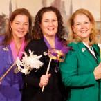 Nancy Keely, Cathy Bell, Debbie Robinson