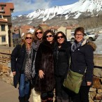 Jennifer Greenberg, Gail Stalarow, Leslie Moser, Linda Kantor and Teri Gerber