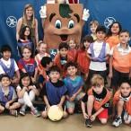 Laura Clark's Hunters Creek Elementary first-grade class