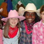 Go Texan Day at Wilchester Elementary