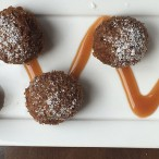 Chocolate croquettes