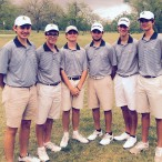 Stratford High School boys varsity golf team