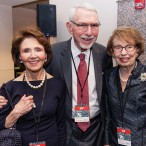 Cyvia and Melvyn Wolff and Shirley Toomim