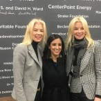 Rania Mankarious, Tama Lundquist, Tena Lundquist Faust