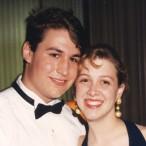 Katherine Heyne Tramonte and Jason Tramonte