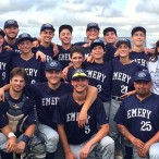 Emery baseball team