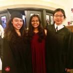 Irene Vasquez, Aileen Zhang, Ashwini Bandi