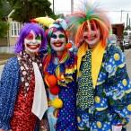 Oden clowns