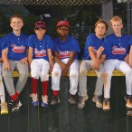 The West University Little League Minor AAA Threshers