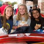 Madelyn Smith, Abigail Shelby, Natalie Guandique