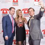 Eric Haas, Courtney Zubowski Haas, Corbett Parker