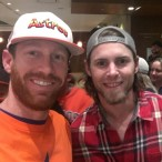 Michael Weston, Josh Reddick
