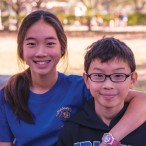Eileen Chen and Kevin Chen