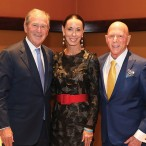 George W. Bush, Lester Smith, Sue Smith