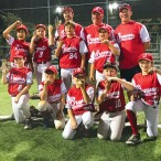 The 10U Bellaire Braves