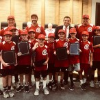 Bellaire Little League 10U state champions