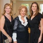 Cheryl Byington, Mary Ann McKeithan, Stephany Olsen LeGrand