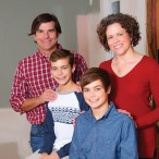 Carter Dixon, Jason Dixon, Lee Anne Dixon, Jacob Dixon