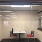 Group study rooms