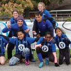 10U Warriors soccer team