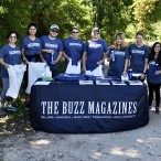 Buzz team and friends