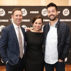 Jeff Byrd, Jamie Broach Byrd, John Crist