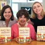 Cindy Burnett, Krista Hensel, Mary Kay Andrews