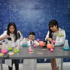 Science lab room