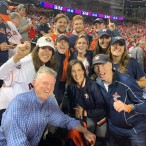 Houstonians at Nationals Park