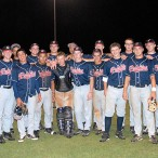 Lamar Redskins baseball team