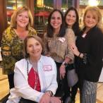 Kathy Sandler, Julie Scheinthal, Sheryl Fish, Susan Rosen, Cindy Ely