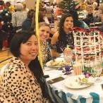 Stephanie Lu, Jen Savery, Alli Sears, Jeanie Cravens, Regina Chiang, Britt Guarglia, Andrea Karow, Jessica Evans