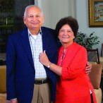 Devinder and Sushma Mahajan
