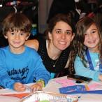 Robyn Goldstein, Austin Goldstein, Emma Goldstein