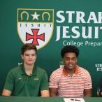 Strake signing day