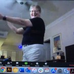 Macarena on Zoom