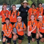 2007 Dash Central Orange soccer team