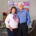Rhoda and Allen Clamen