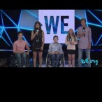 The Berry Family at WE Day