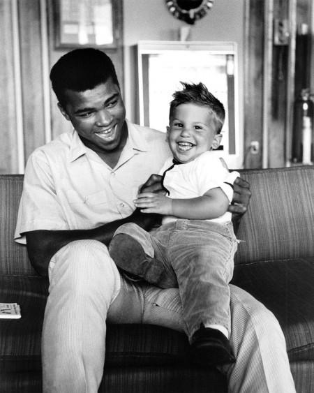 Muhammad Ali, Corey Gomel