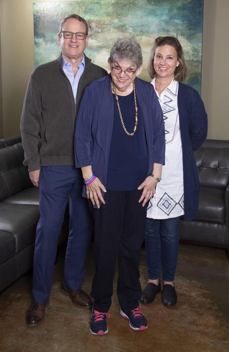 Max Reichenthal, Ellen Reichenthal, Susan Reichenthal