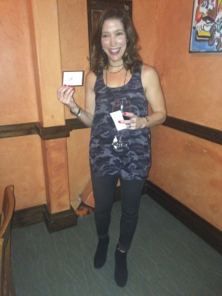 Janet McNulty won the French Cuff Boutique gift card.