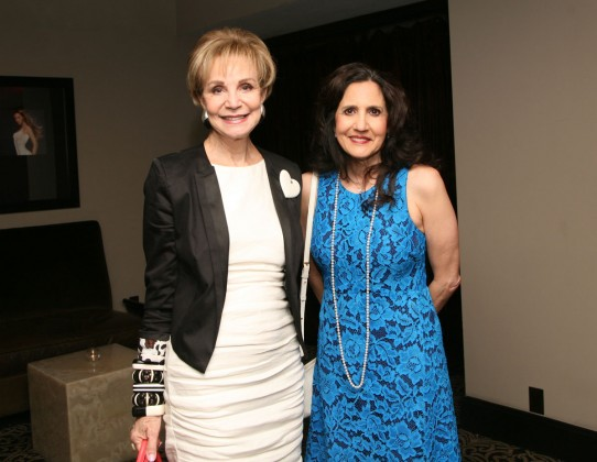 Leisa Holland-Nelson and Ellen Cokinos