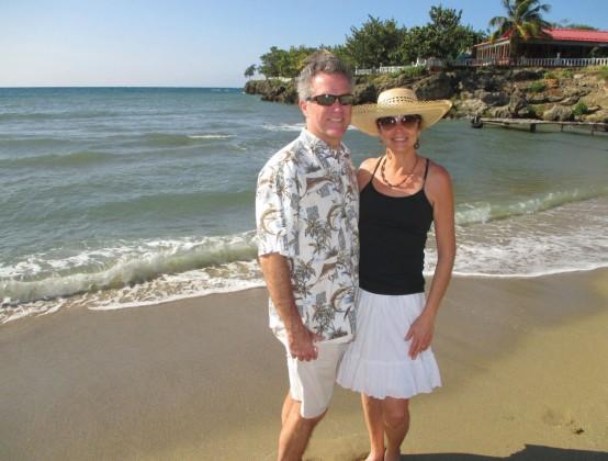 John and Becky Luman