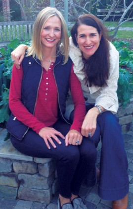 Heidi Krothe and Kristen Berger