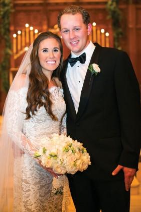 Sarah Hutchins, Tyler Duffey
