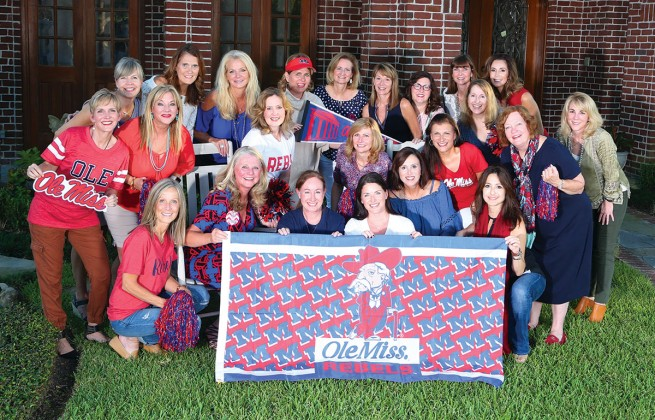Hotty Toddy Mamas